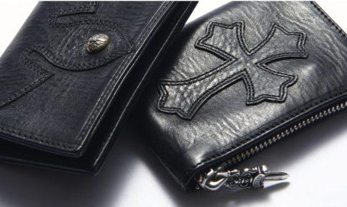 クロムハーツ コンパクト財布